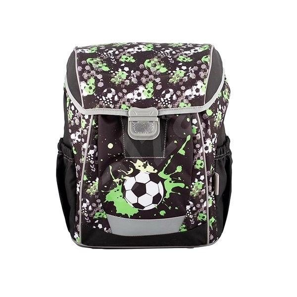 Hama School briefcase for first-graders Kicking ball, Super light, 0.66kg - Briefcase