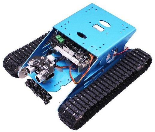 G1 tracked robot - Electronic Building Kit