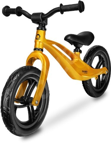 Lionelo Bart Goldie Ride-on - Balance Bike/Ride-on