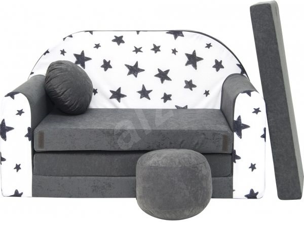 iMex Children' s sofa bed KX3331 - Children's sofa