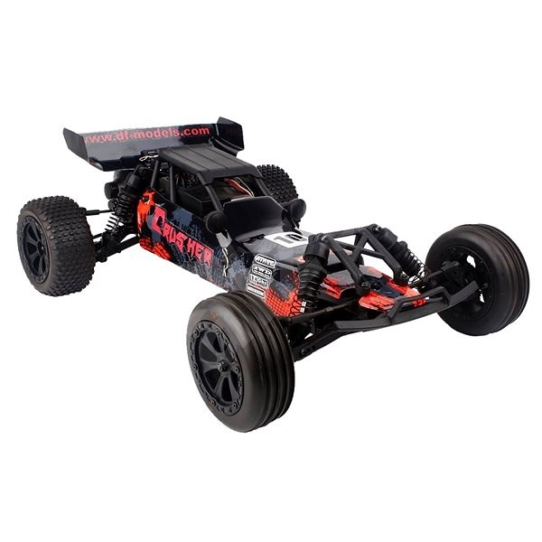 Crusher Race Buggy 2WD RTR - RC Remote Control Car