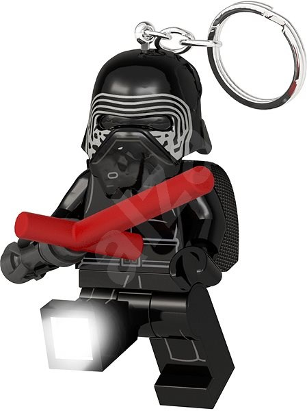 LEGO Star Wars Kylo Ren with Light Sword - Charm