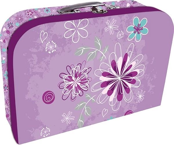 Stil Suitcase Charm - Small Carrying Case