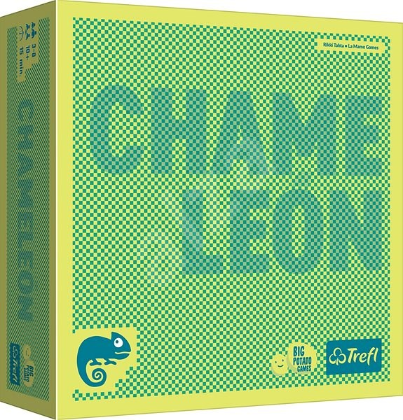 Hit the Chameleon game - Board Game