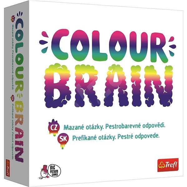 Trefl Game Color Brain - Board Game