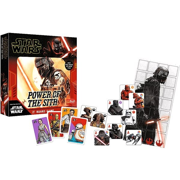 Trefl Star Wars: The Power of the Sith - Board Game