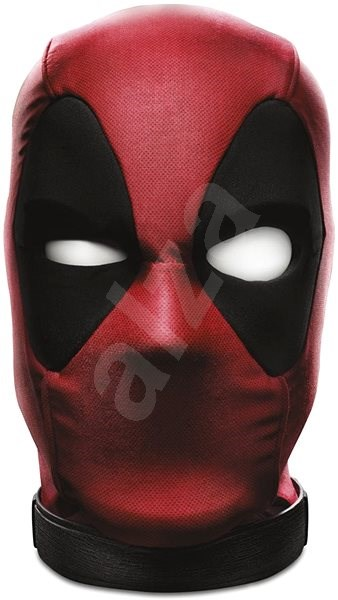Marvel Collectible Interactive Talking Head Deadpool ENG - Collector's Kit