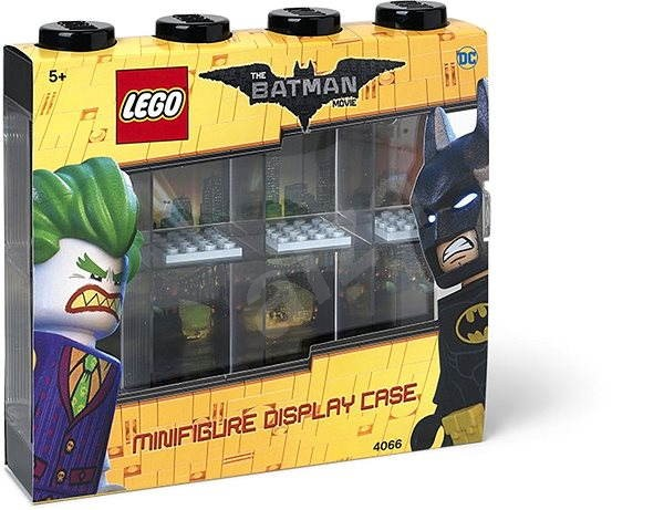 LEGO Batman The Collector's Cabinet for 8 minifigures - Storage Box