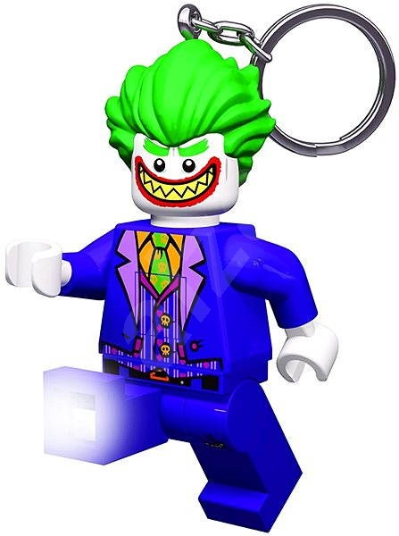Lego Batman Movie Joker Lighting Figurine Keyring Alzashop Com
