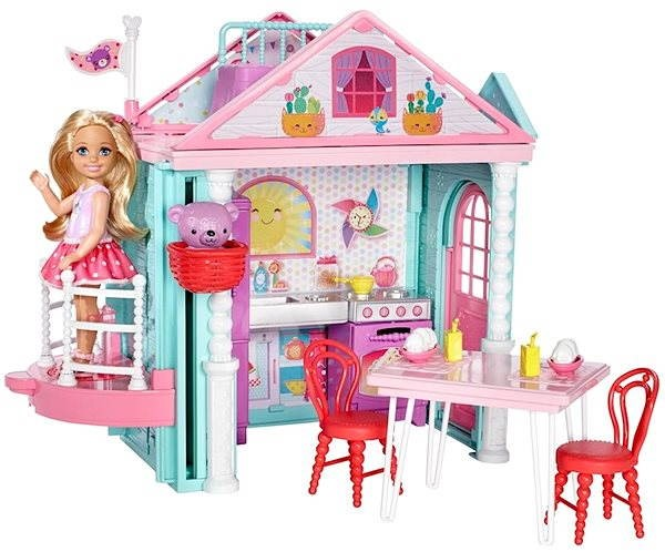 Mattel Barbie Chelsea And Clubhouse Doll Alzashop Com