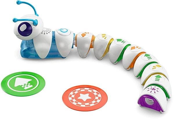 Fisher-Price Code-a-pillar - Educational Toy