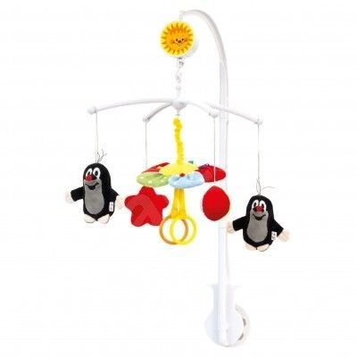 Baby Mole Mobile - Cot Toy