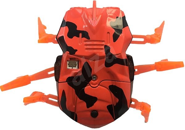 Beetle - Target Compatible with Laser Game Sets - Orange - Children's Weapon