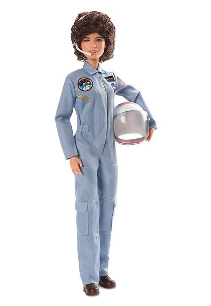Barbie World Famous Women - Sally Ride - Doll Accessory