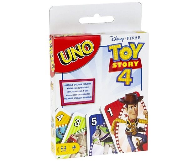 UNO Toy story 4 - Card Game
