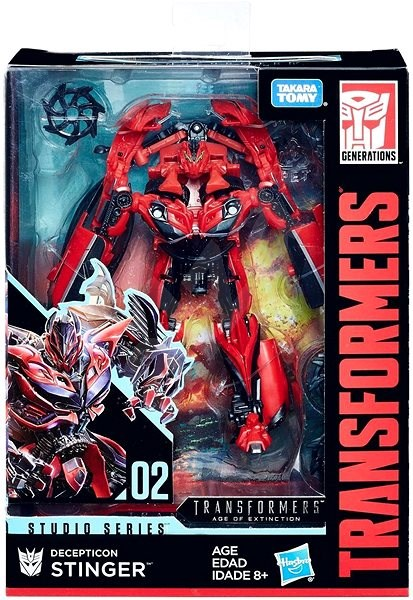 Transformers Generations Stinger - Figurine