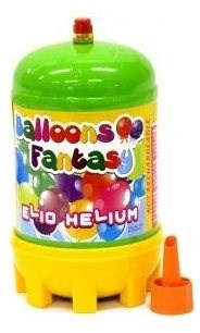 Helium for balloons 15 - Game Set