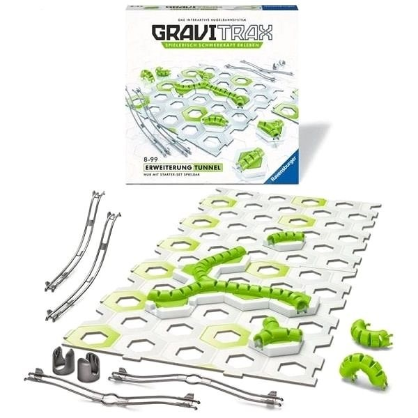 Ravensburger 260775 GraviTrax Tunnels - Building Kit