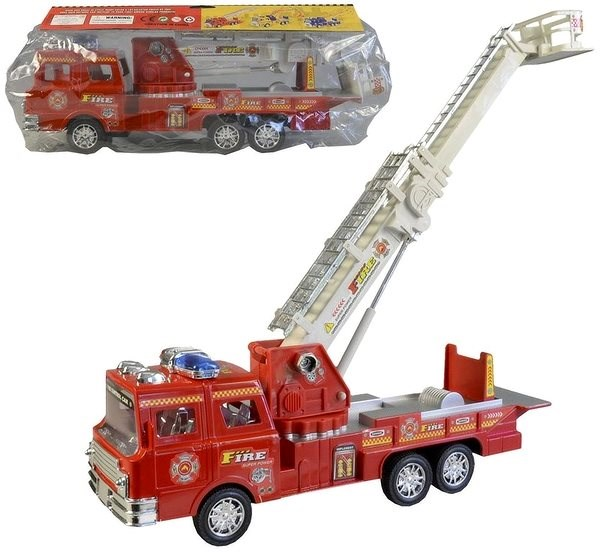 Fire Engine - Toy Vehicle