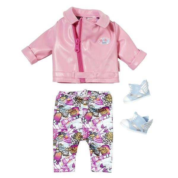 BABY born Scooter Clothing - Doll Accessory