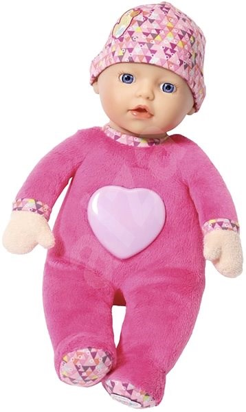 BABY Born for Babies Glow in the Dark - Doll
