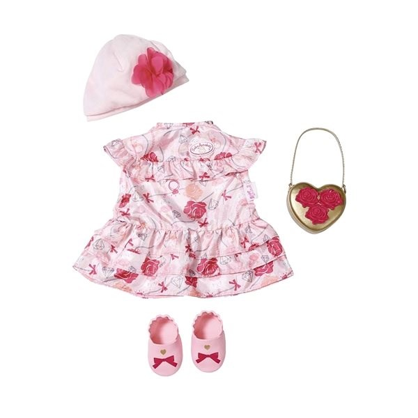 Baby Annabell Deluxe Flower Kit - Doll Accessory