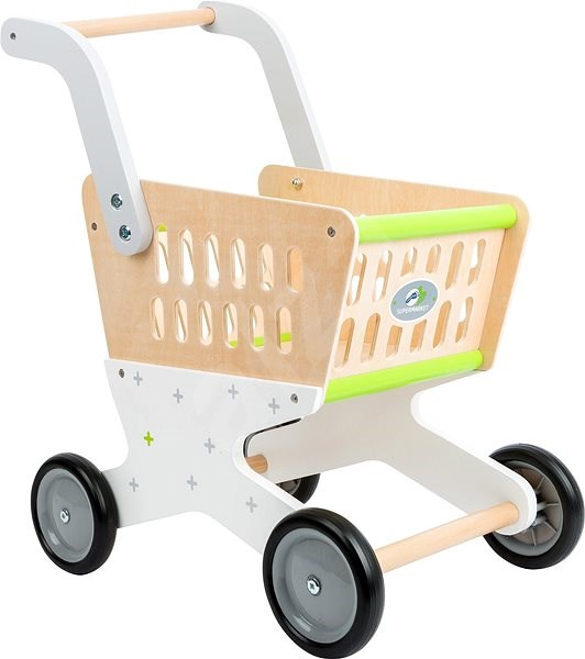 Small Foot Shopping Cart Trend - Building Kit