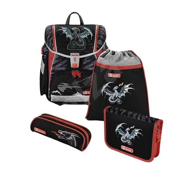 Step By Step Touch 2 - Dragon - School Set