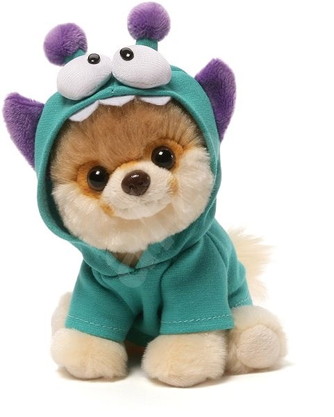 GUND Itty Bitty Boo #034 Monsteroo Dog Stuffed Animal Plush - Plush Toy