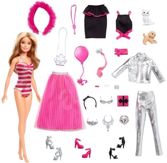 Barbie Advent Calendar - Doll