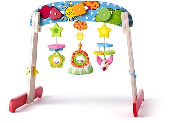 Ninety Wooden Trapeze - Toddler Toy