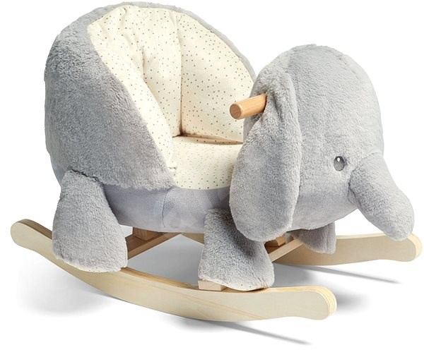 Awesome Mamas Papas Rocking Animal Ellery Elephant Gmtry Best Dining Table And Chair Ideas Images Gmtryco