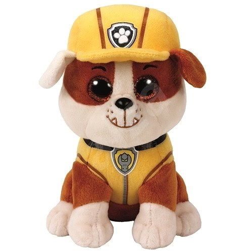 244979bead4 Beanie Babies Paw Patrol - Rubble - Plush Toy