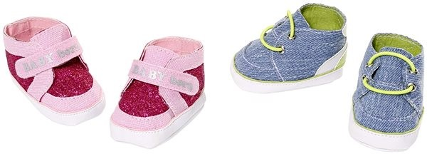 BABY Born Trainers 1pc - Doll Accessory