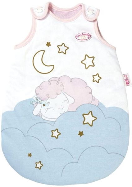 "Baby Annabell ""Sweet Dreams"" Sleeping Bag - Doll Accessory"