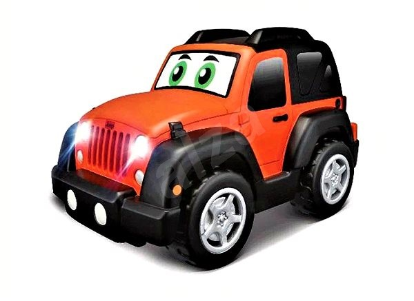 Jeep With Steering Wheel - RC Remote Control Car