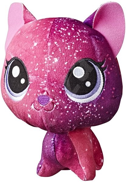 Littlest Pet Shop - Stellar Fuzzcat - Plush Toy