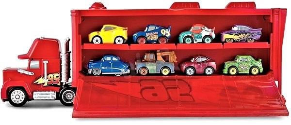 Cars 3 Mini Racers Transporter Toy Car Alzashop Com