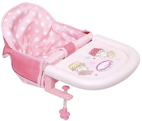 BABY Annabell Booster Seat, table attacht - Doll Accessory ...