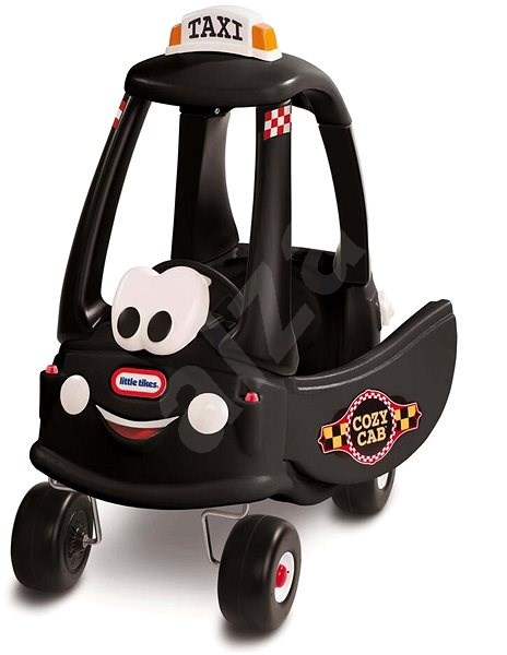 Little Tikes London Taxi Cozy Coupe - Balance Bike/Ride-on