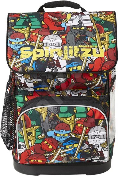 LEGO Ninjago Comic Optimo - School Backpack