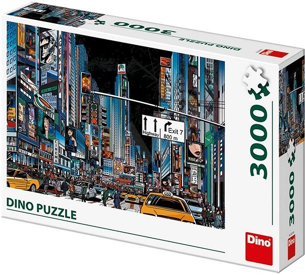 New York at Night - Puzzle