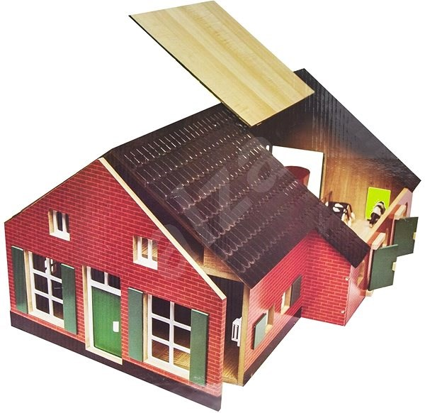 Farmhouse - Wooden Toy