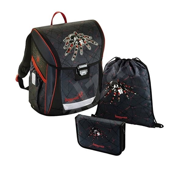Baggymax Fabby Spider - School Set