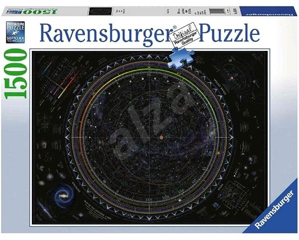 Ravensburger 162130 The Universe - Puzzle