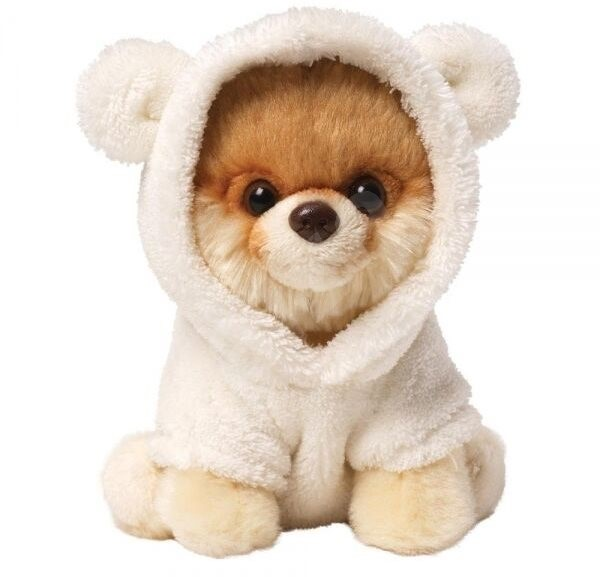 Itty Bitty Boo - Bear Suit - Plush Toy