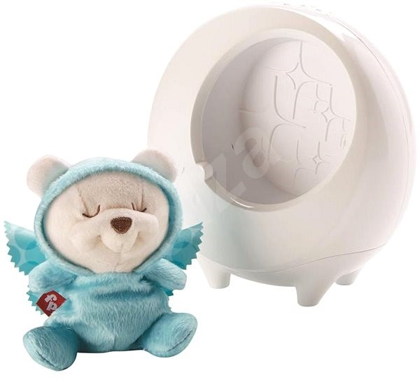 Fisher-Price Butterfly Dreams Projector with Teddy - Cot Toy