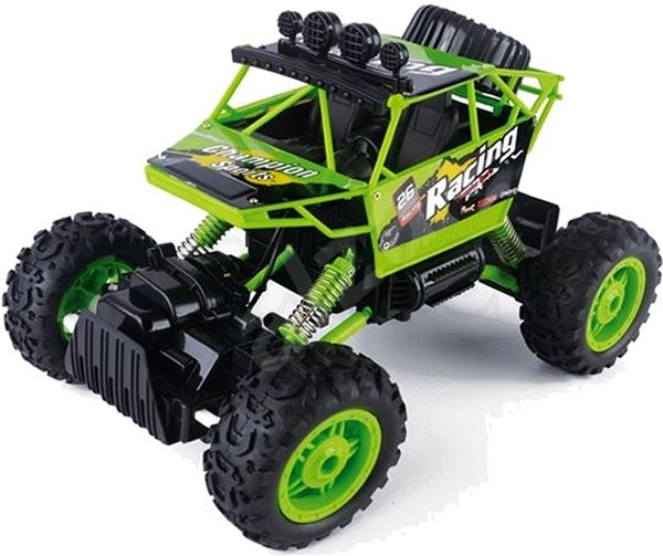 Jeep King green - RC Model