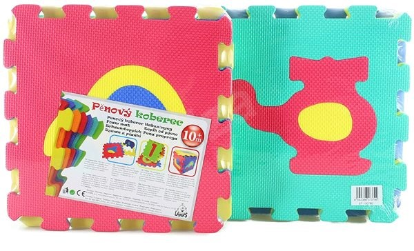 Foam Carpet Transport - Play Mat