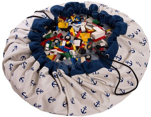 Play & Go 2in1 Printed Anchor - Play Pad